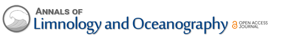 Annals of Limnology and Oceanography