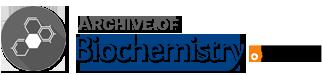 Archive of Biochemistry
