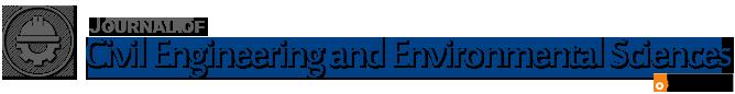 Journal of Civil Engineering and Environmental Sciences