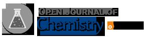 Open Journal of  Chemistry