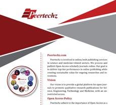 Peertechz Journal's Brochure