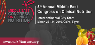5<sup>th</sup> Annual Middle East Congress on Clinical Nutrition