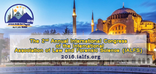 The Annual Congress of The International Association of Law and Forensic Science (IALFS)