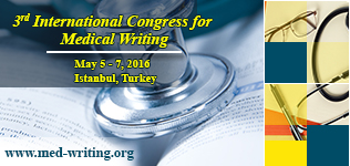 3<sup>rd</sup> International Conference on Medical Writing 2016