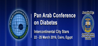 20<sup>th</sup> Pan Arab Conference on Diabetes (PACD20)