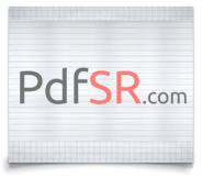 PDFsr