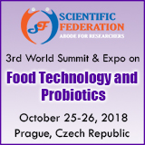 3rd World Summit & Expo on Food Technology and Probiotics