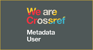 CrossRef Meta Data User - Indexing