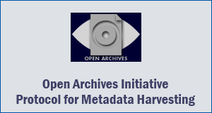 Open Archives Initiative  - Indexing